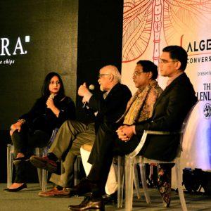 Pavan Varma, Surjit Bhalla & Ajay Jhakar