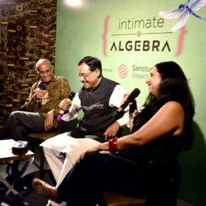 Shyam Saran & Pavan Varma