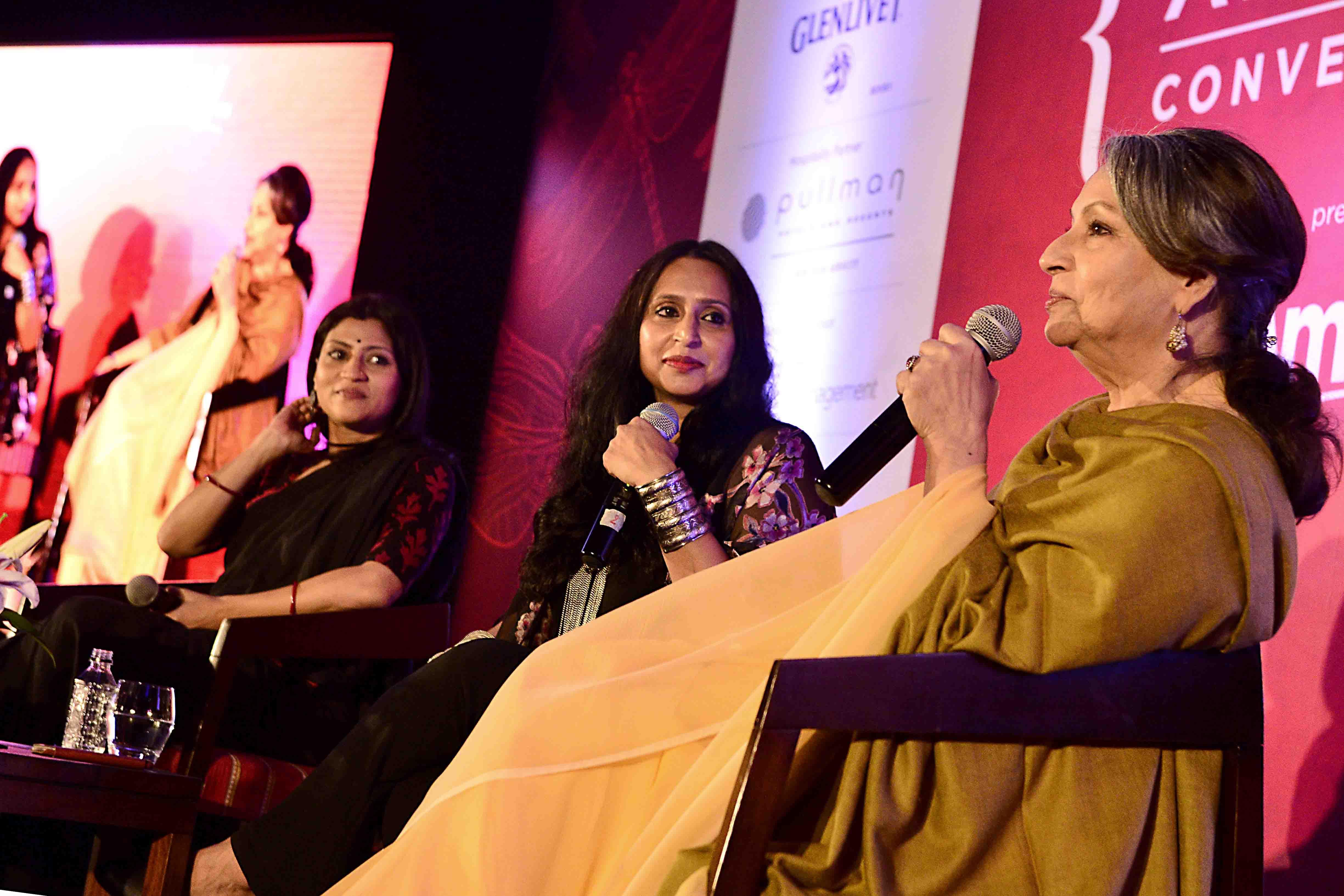 """""""I think after Satyajit Ray, it's Konkana Sen Sharma"""""""