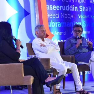 Mani Shankar Aiyar & Swapan Dasgupta