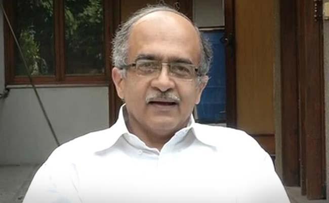 Prashant Bhushan