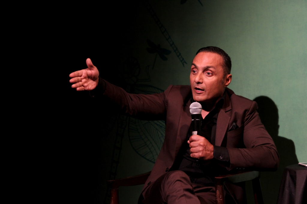 He stands for the counter-note in politics, sport, cinema, life. Meet Rahul Bose, Voice Hunter