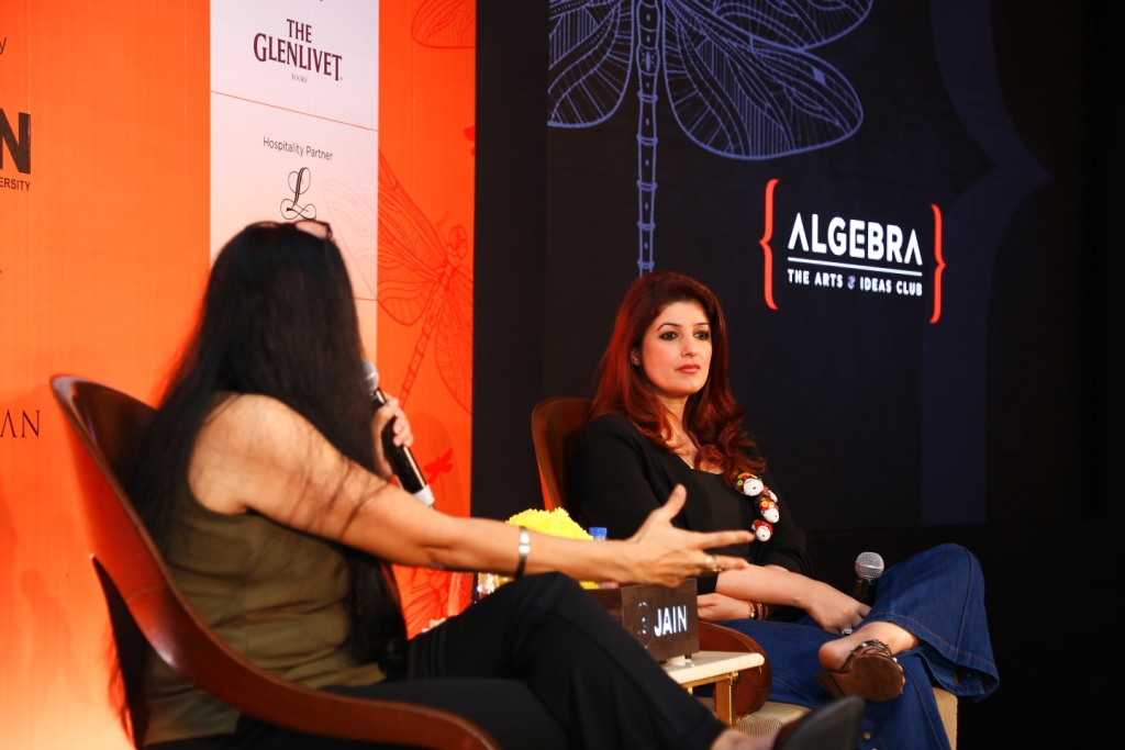 Everything you've heard about Twinkle Khanna's piercing wit is true. This conversation is proof