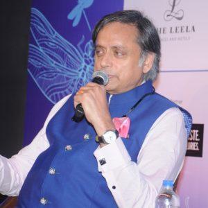 Shashi Tharoor_Bangalore