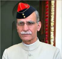 Lt. General Zameer Uddin Shah