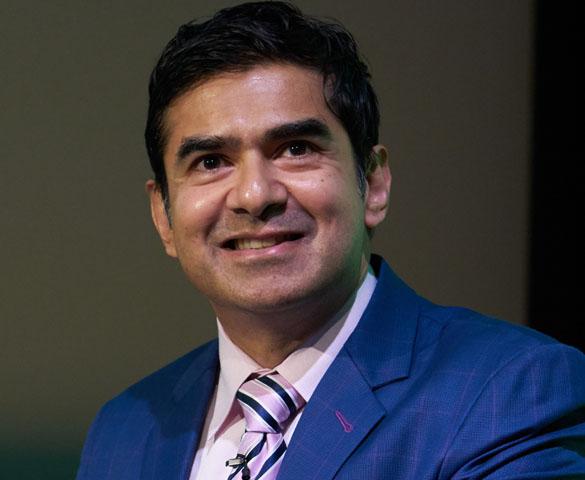 Dr Sharad Paul