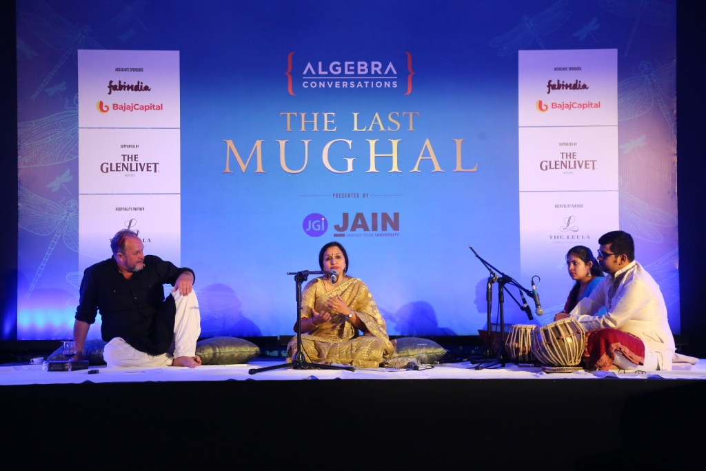 William Dalrymple & Vidya Shah