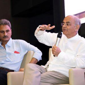 Gurcharan Das & Mahmood Farooqui