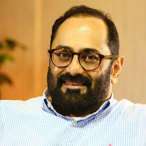 Rajeev Chandrasekhar