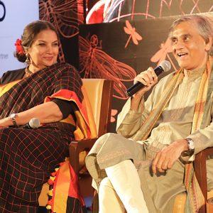 Shabana Azmi & Sumantra Ghosal